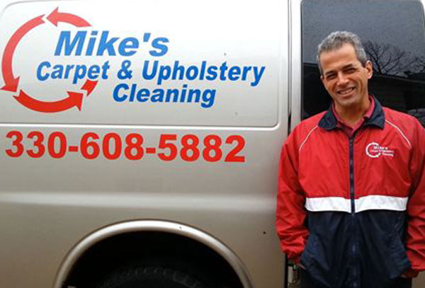 Mike's Carpet and Upholstery Cleaning