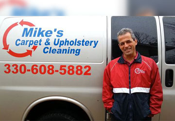 Mike's Carpet and Upholstery Cleaning Cuyahoga Falls, Ohio